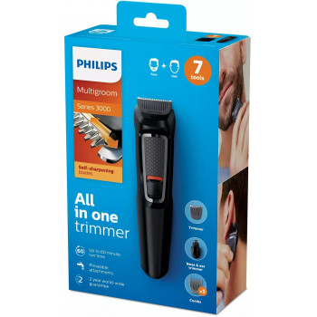 Trimmeri komplekt Seitse-ühes Philips Multigroom series...